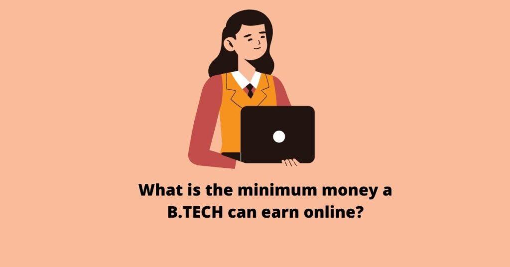Jobs after BTech